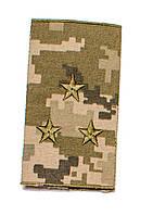 Погоны пиксель  муфта (старший лейтенант)