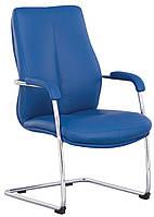 Кресло для конференц-зала SONATA steel CF/LB chrome