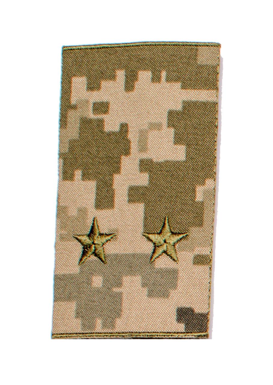 Погоны пиксель муфта лейтенант (старый образец)