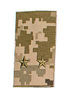 Погоны пиксель  муфта (лейтенант)