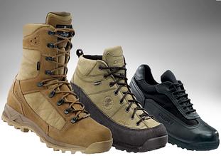 Тактическая / военная / трекинговая обувь