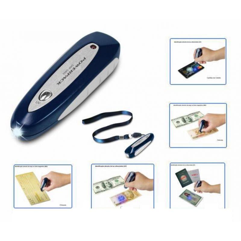 Детектор валют портативный ручной DP-323BE