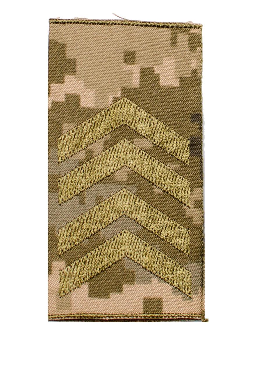 Погоны пиксель  муфта (старший сержант) - Камуфляж Форма в Виннице