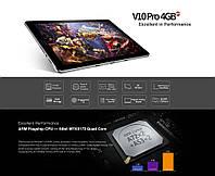 "Планшетный компьютер Onda V10 Pro 4Гб ОЗУ 2K 10.1"" IPS Retina Android 2ГГц 64bit"