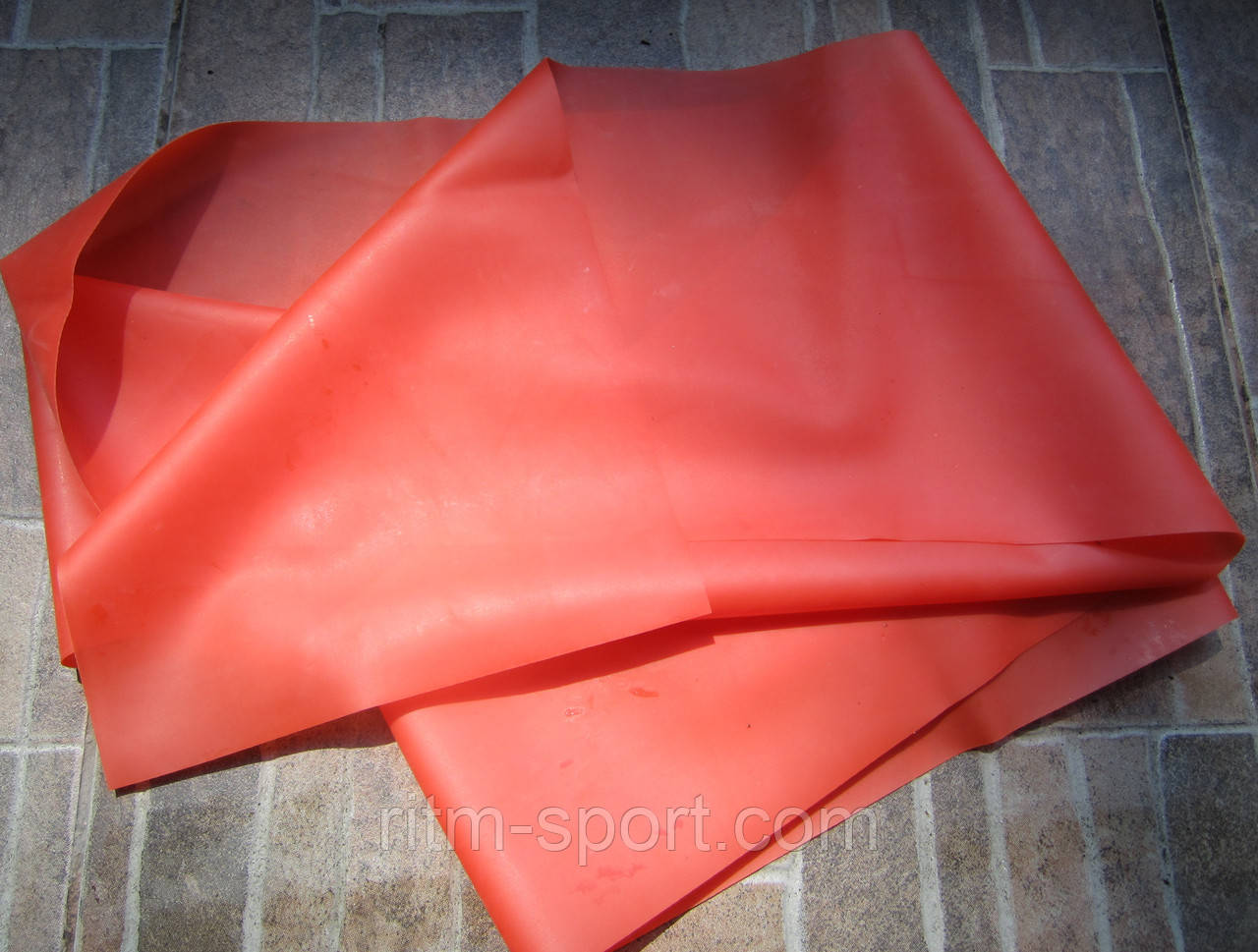 Лента для пилатеса (эластичная лента, 150*15*0,35 мм)