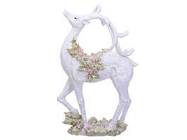 Статуэтка Олень 919-319. Новогодний декор
