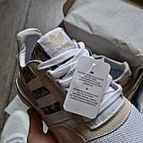 Кроссовки мужские Adidas ZX 500 RM D7841 White Camo, фото 3
