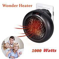 Портативный цифровой обогреватель с LED дисплеем Wonder Heater 1000W