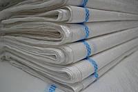 Мешки полипропиленовые белые на 70 кг (55х105 см)