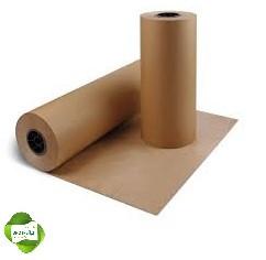 Крафт бумага в рулонах ф 950 мм, фото 1