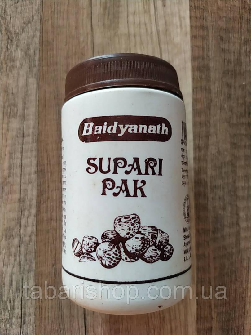 Супари Пак, Supari Pak Baidyanath, 125 гр, гранулы - для женщин