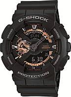 Мужские часы Casio G-SHOCK GA-110RG-1AER оригинал