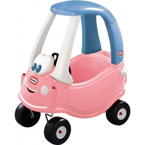 Каталка машина Little Tikes 614798 розовая