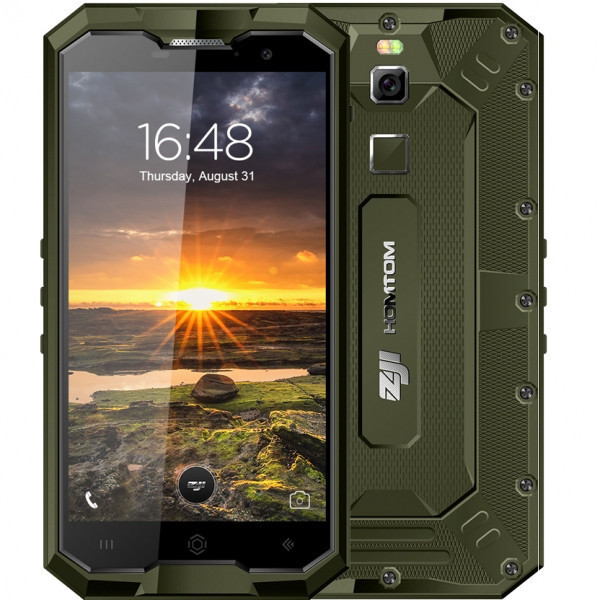 HOMTOM ZOJI Z 8 4/64Gb Green Гарантия 1 Год!
