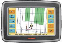 Claas GPS Copilot S7 система параллельного вождения