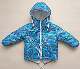 Куртка детская на флисе, фото 7