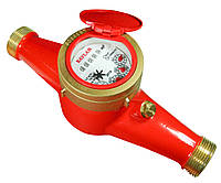 Счётчик горячей воды многоструйный Baylan TK-5S/ R=160  Ду-40 класс С