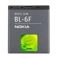 Аккумулятор BL-6F Nokia N78/ N79/ N95-2, лицензия