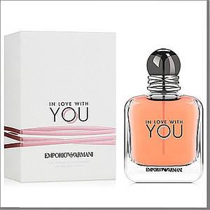 Armani In Love With You парфюмированная вода 100 ml. (Джорджио Армани Ин Лав ВизЮ)