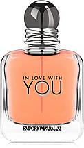 Armani In Love With You парфюмированная вода 100 ml. (Джорджио Армани Ин Лав ВизЮ), фото 2