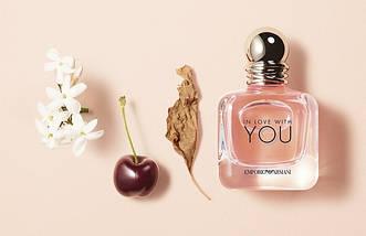 Armani In Love With You парфюмированная вода 100 ml. (Джорджио Армани Ин Лав ВизЮ), фото 3