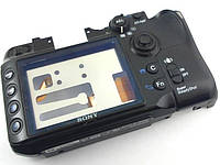 Задняя часть корпуса Sony DSLR A700 с блоком управления, Б/У