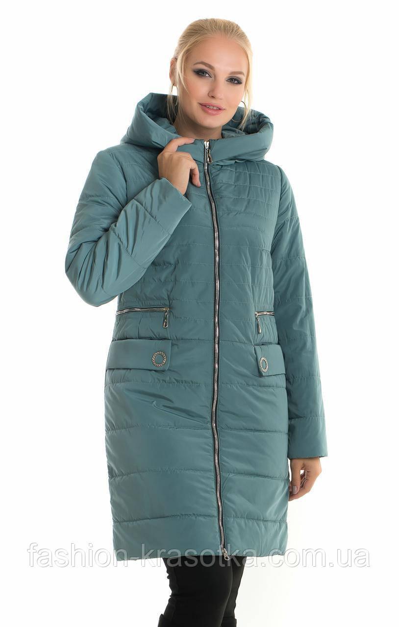 Модная  демисезонная  женская куртка
