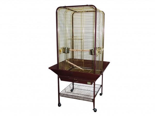 Вольер для птиц Open Perch Roof Budgie Cage, фото 1