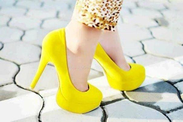 Туфли женские осень-весна