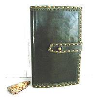 Блокнот  кожаной винтажный, фото 1