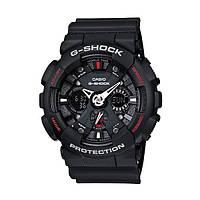 Мужские часы Casio G-SHOCK GA-120-1AER оригинал