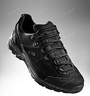 Военная обувь / демисезонные тактические кроссовки M-TAC Patrol (black)