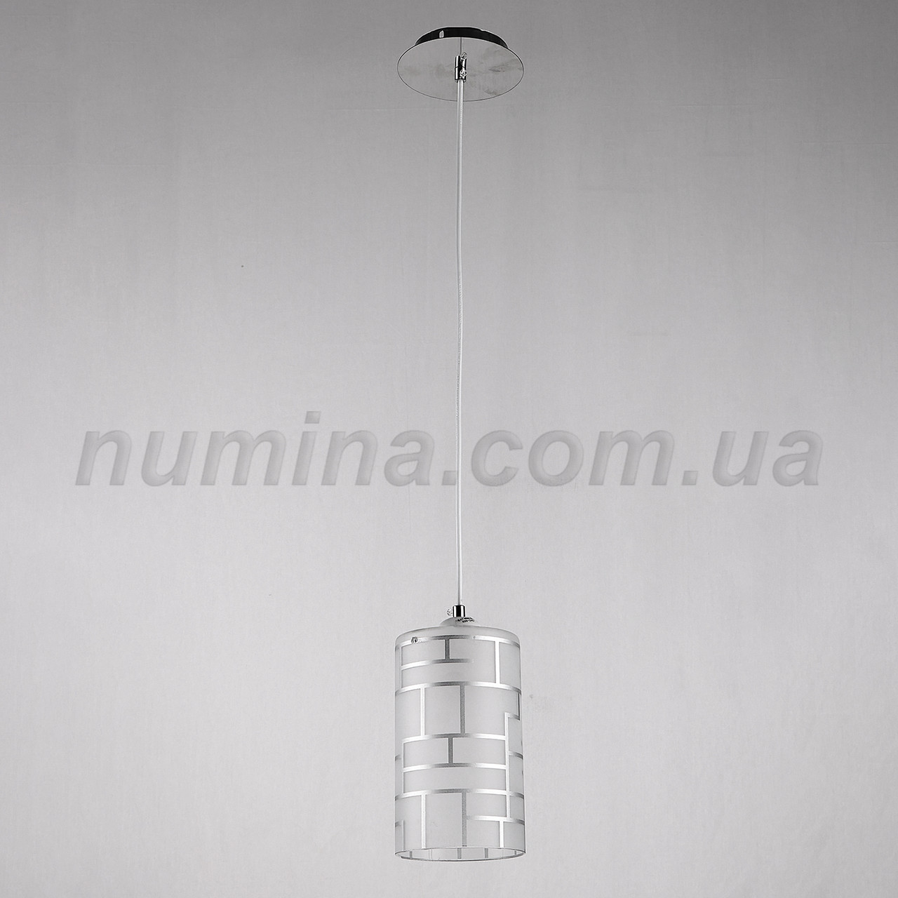 Люстра подвесная на одну лампу 29-3102/1 CR