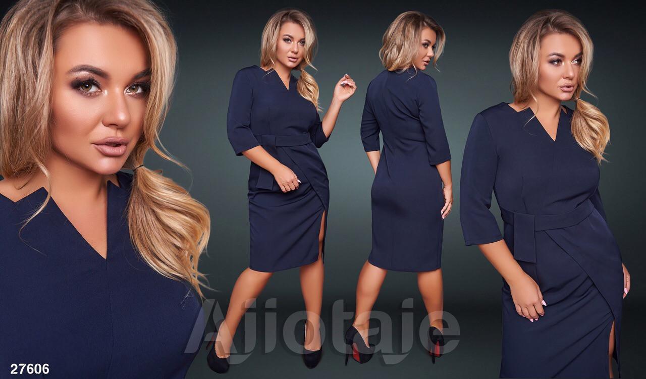 Платье / костюмная ткань / Украина 15-684-1, фото 1
