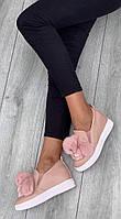 Кроссовки женские ( НА ФЛИСЕ )6 пар в ящике розового цвета 36-41, фото 3