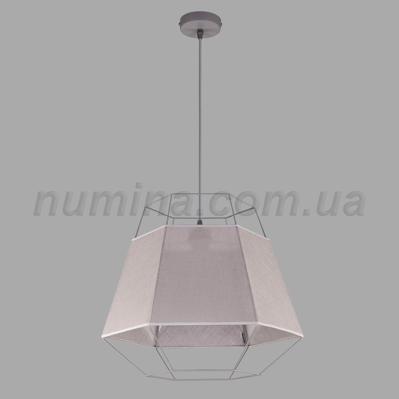 Люстра подвесная на 1 лампу 29-3123/1 BR+BR