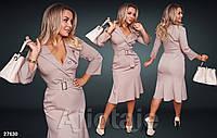 Платье / костюмная ткань / Украина 15-686-1, фото 1