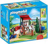 Playmobil 6929 Лошадиная мойка Плеймобил Country Horse Grooming Station