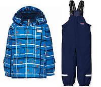 Зимний мембранный комбинезонLEGOWear(Дания) для мальчика 92, 98 см раздельный голубой, фото 1