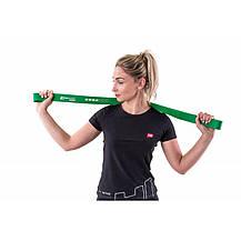 Гумка для фітнесу 23-57 кг HS-L044RR green, фото 3