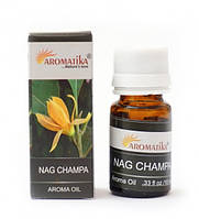 9110277 Ароматическое масло Наг чампа Aromatika Oil Nag Champa 10ml.