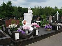 Мраморный памятник М-214