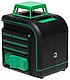 Лазерный нивелир ADA Cube 2-360 Green Ultimate Edition (A00471), фото 4