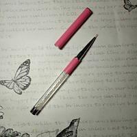 Кисть колонок (хрусталь) розовая, с мет.колпачком, в тубе, код Acr-pink-Ros