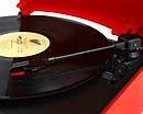 Музыкальный проигрыватель-грамофон Camry CR 1134 r - ГРАМПЛАСТИНКИ /CD /MP3 / USB/ SD, фото 2