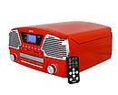 Музыкальный проигрыватель-грамофон Camry CR 1134 r - ГРАМПЛАСТИНКИ /CD /MP3 / USB/ SD, фото 3