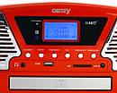 Музыкальный проигрыватель-грамофон Camry CR 1134 r - ГРАМПЛАСТИНКИ /CD /MP3 / USB/ SD, фото 8