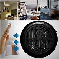 900W Круглый мини-электрический нагреватель вентилятора Бытовая стена Удобный радиатор