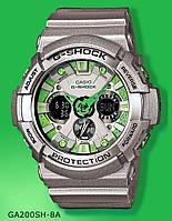 Мужские часы Casio G-SHOCK GA-200SH-8AER оригинал