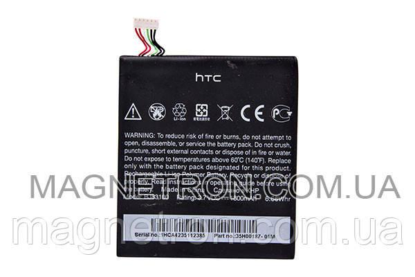 Аккумуляторная батарея BJ83100 Li-ion для мобильных телефонов HTC 35H00187-00M 1800mAh, фото 2